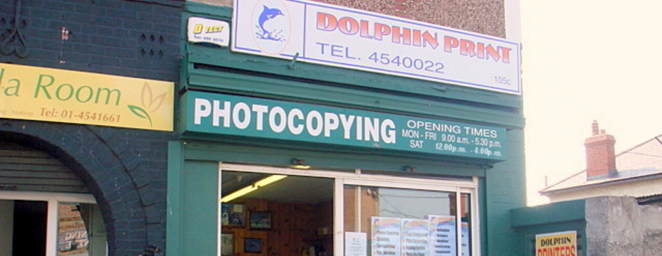 Dolphin Print - Printing Services Crumlin, Dublin 12